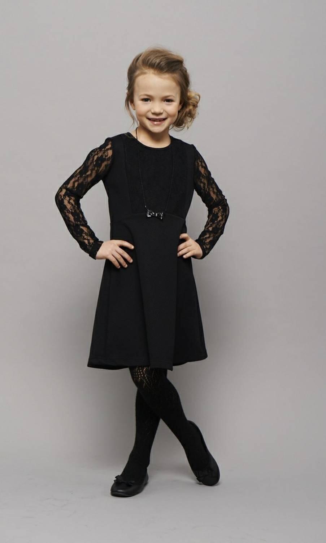 Creamie Kinder Mädchen Kleid festlich Dea