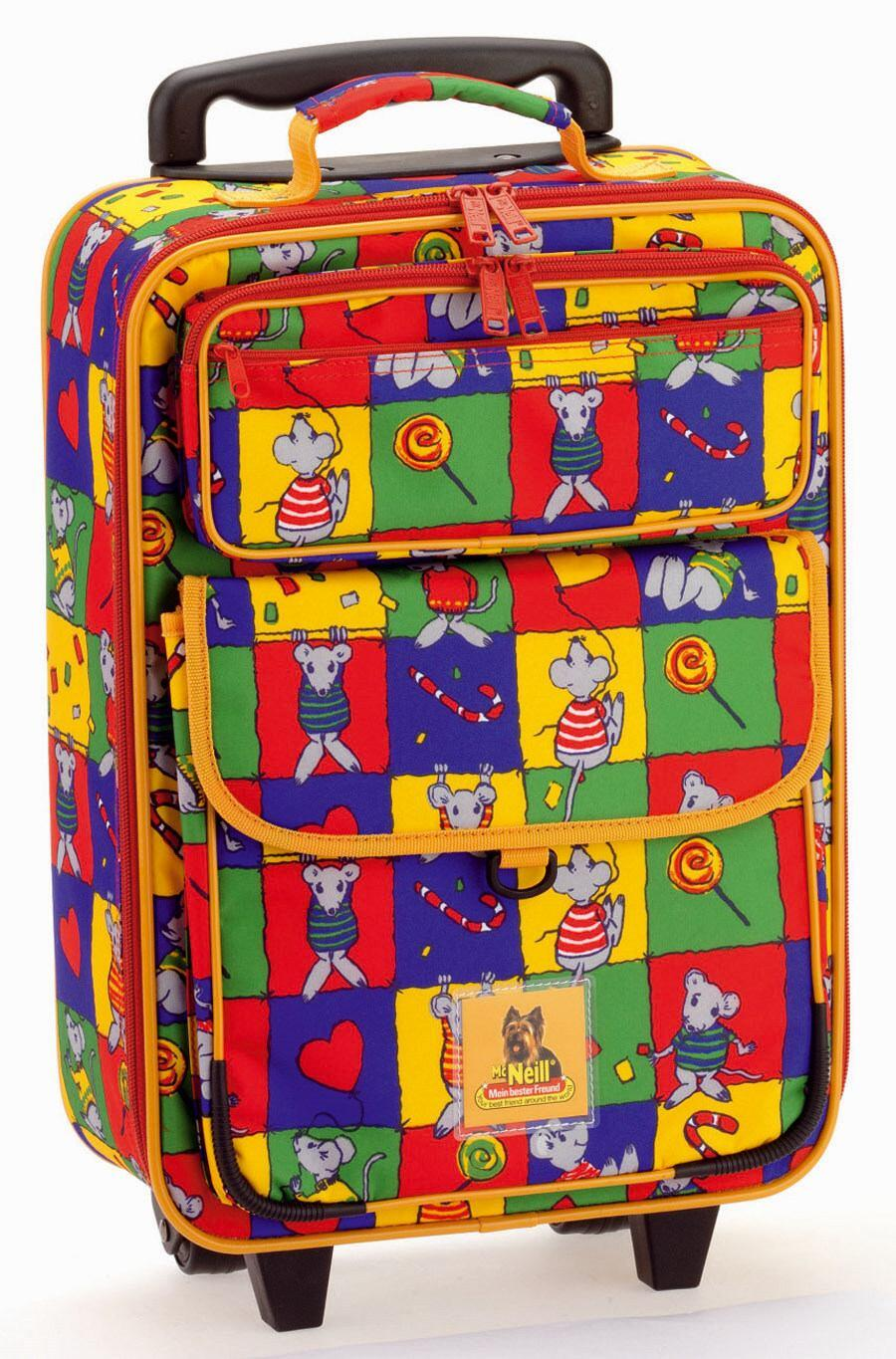 Kiddy Kinder-Trolley Mister Maus