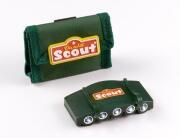 SCOUT Discovery Universal-Klemmleuchte