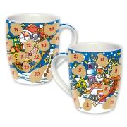 Adventskalender-Tasse 2019