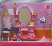 BARBIE Möbel Deluxe Frisierkommode