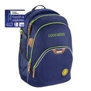 Coocazoo Rucksack Limited Edition Evverclevver2 Denim blau