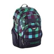 Coocazoo Schulrucksack Rucksack CarryLarry2 Green Purple District