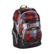 Coocazoo Schulrucksack Rucksack CarryLarry2 Red District