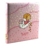 Goldbuch Foto-Album Baby Little Wingels rosa