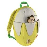 Step by Step Junior Kindergarten Rucksack Banane