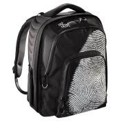 All Out Schulrucksack Fingerprint