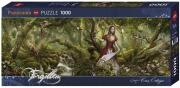 Heye Panorama Puzzle 1000 Teile Cris Ortega Forest Song