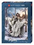 Heye Puzzle 1000 Teile Forgotten Chris Ortega White Dream