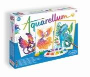 Mal- und Bastel-Set Aquarellum GM Fantasy