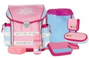 McNeill Schulranzen Set ERGO Light 2 Chip Pink