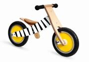 Scratch Holz Laufrad Zebra 2in1