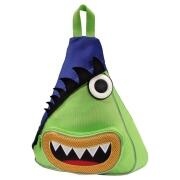 Step by Step Junior Kindergarten Rucksack Monster LEINES