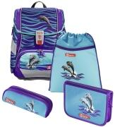 Step by Step Schulranzen Set 2in1 Happy Dolphin