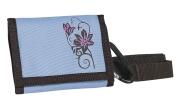 TAKE IT EASY Börse BEAUTY FLOWER blau