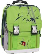 TAKE IT EASY Schulrucksack London Bamboo