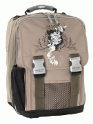 TAKE IT EASY Schulrucksack Set LEAF