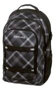 be.bag BEAT Schulrucksack Black Checked
