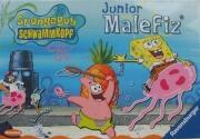 RAVENSBURGER SpongeBob Junior Malefiz