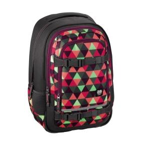 All Out Rucksack Selby Happy Triangle