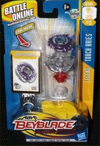 Beyblade BB13 Metal Fusion Legend Torch Aries 125D