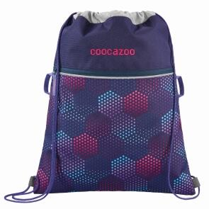 Coocazoo Sportbeutel Purple Illusion