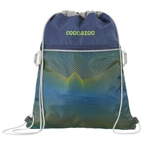 Coocazoo Sportbeutel RocketPocket2 Soniclights Green