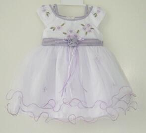 GROWING UP festliches Babykleid Julia