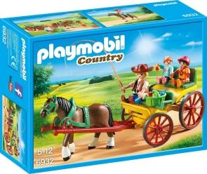 Playmobil Country 6932 Pferdekutsche