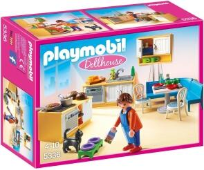 Playmobil Dollhouse 5336 Küche