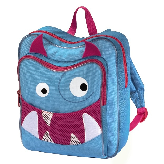 kinderrucksack monster